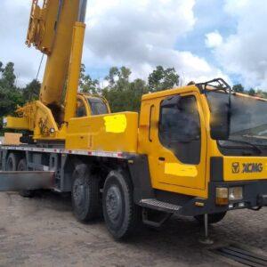XCMG QY70K 2007 - 70 ton.