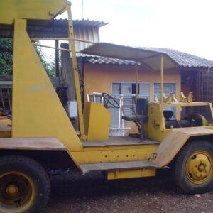 Guincho Canarinho 3.500 kg - GLP- Revisado