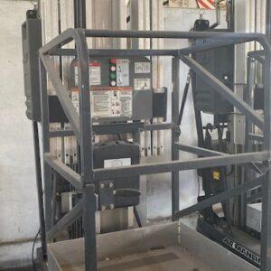 Plataforma Manlift JLG 14 mts 2014 - sem uso - 2 unidades