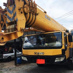 XCMG - QY100K1 - 100 ton. - 2012