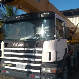 MADAL MD600 2006 60 ton. - SCANIA P420 8x4 2006