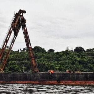 BALSA OCEANICA - 80 x 34 x 6.50 m