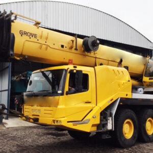 GROVE GMK4100L - 2007 - 100 ton.